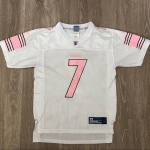 Pink Pittsburgh Steelers Roethlisberger Jersey